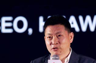 Richar Yu, CEO de Huawei, afirma que el el P40 podria llegar con HarmonyOS.