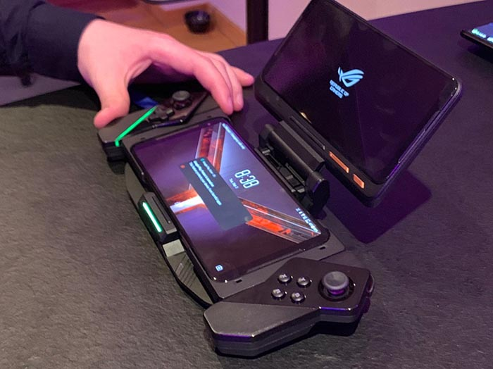 ASUS ROG Phone II accesorios