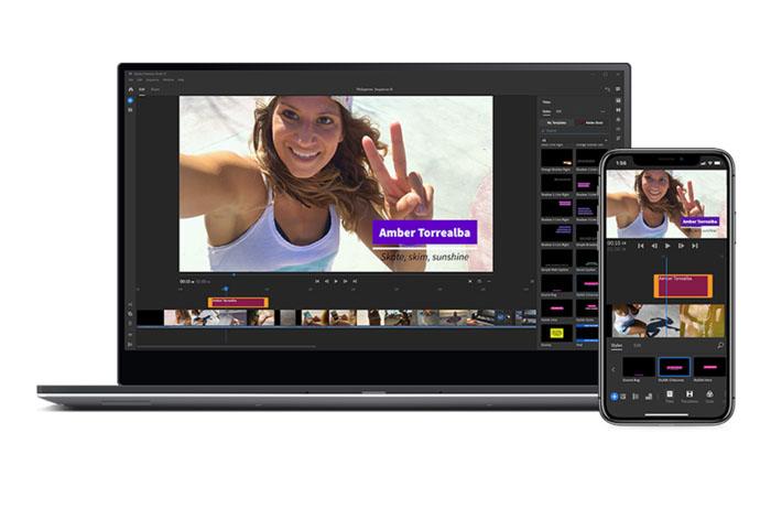 Adobe Premiere producto de Adobe copia