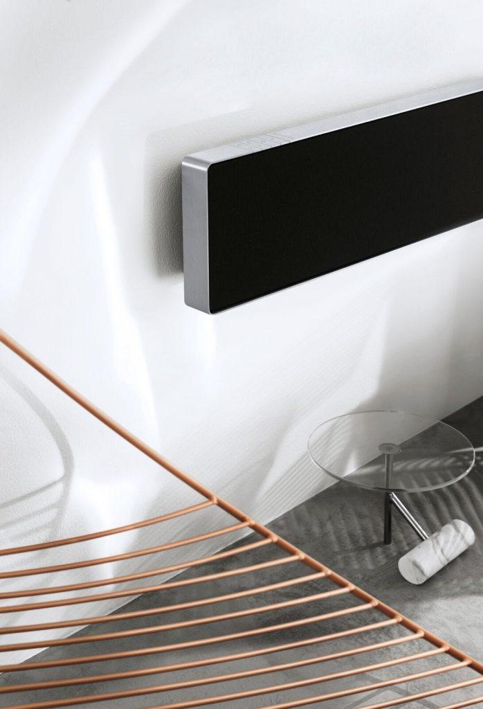 Beosound Stage modelo aluminio natural