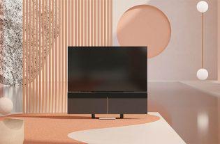 Beovision Harmony televisor desplegable