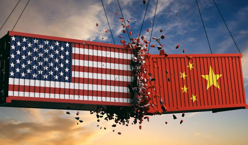 Conflictos comerciales entre Estados Unidos y China