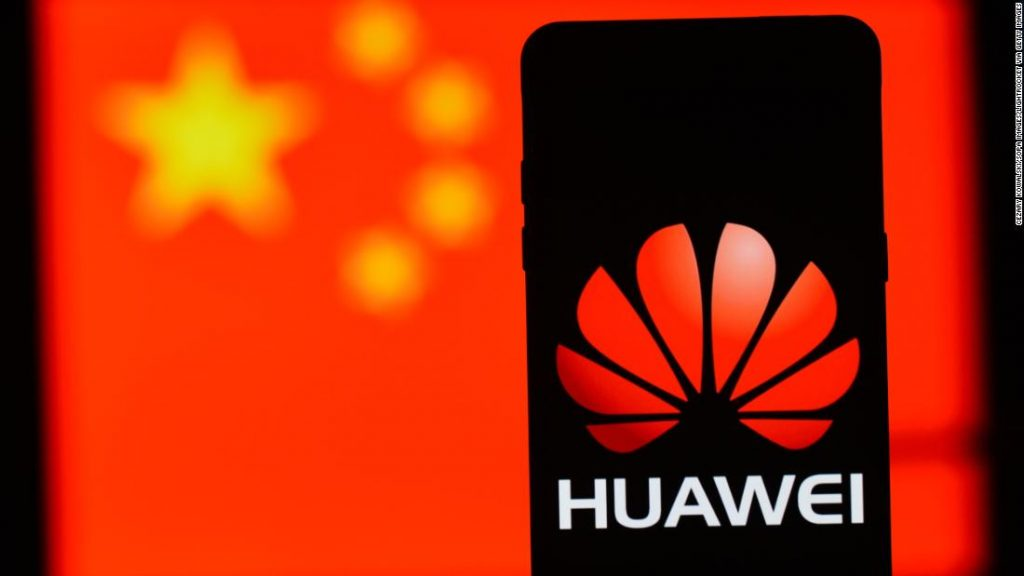 Empresa China Huawei