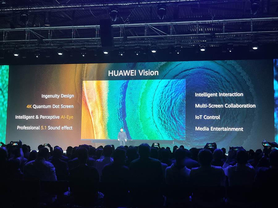 Huawei Vision smart tv características