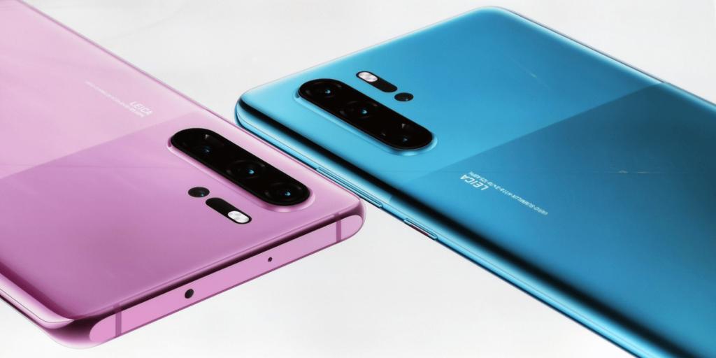 Huawei P30 Pro nuevos colores