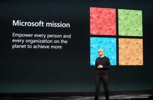 Microsoft anuncia pantalla plegable con líquido