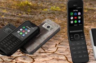 Nokia presenta móviles clásicos con novedades