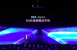 Presentación Mi Mix Alpha evento