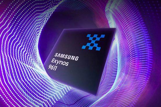Samsung presenta el Exynos 9611