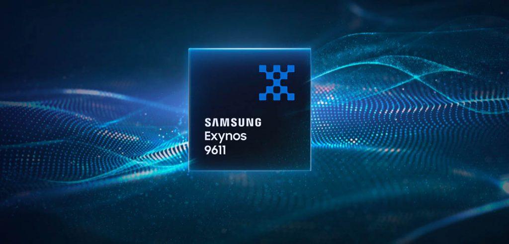 Samsung presenta el procesador Exynos 9611