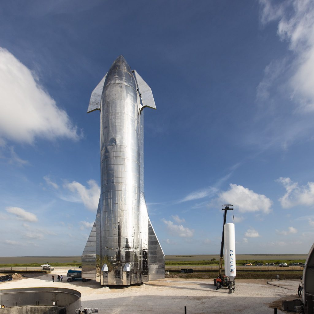 Starship nave de SpaceX
