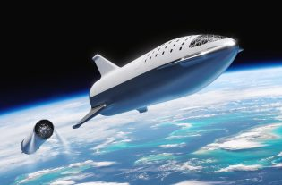 Prototipo nave Starship