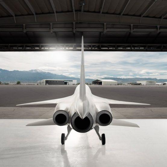 Modelo de prueba XB-1