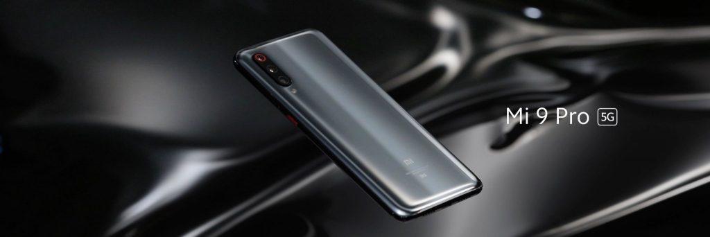 Xiaomi Mi 9 Pro 5G titanium black