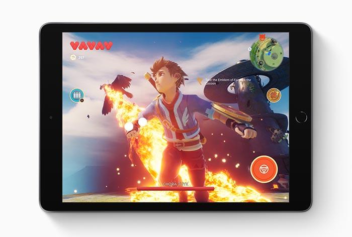 iPad 2019 apple arcade