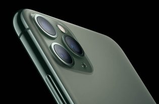 iPhone 11 Pro cámara trasera 2