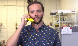 Banana Phone móvil plátano