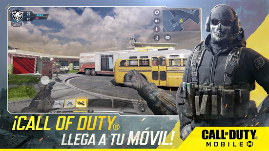 juegos shooter android 2019 - Call of Duty