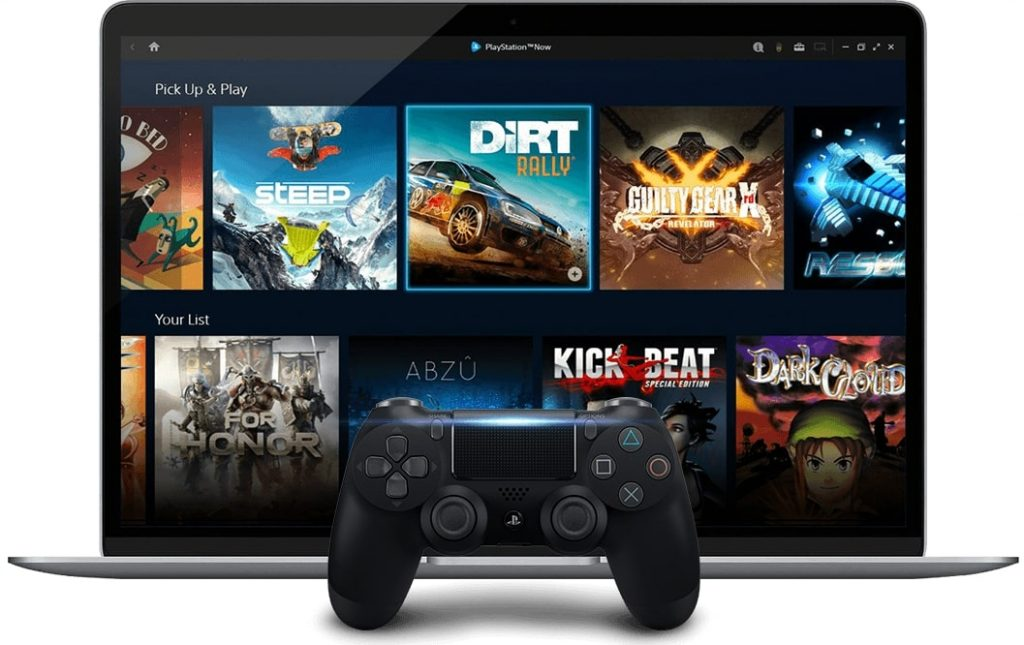 Juegos disponibles en PlayStation Now