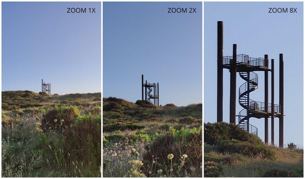 prueba zoom óptico