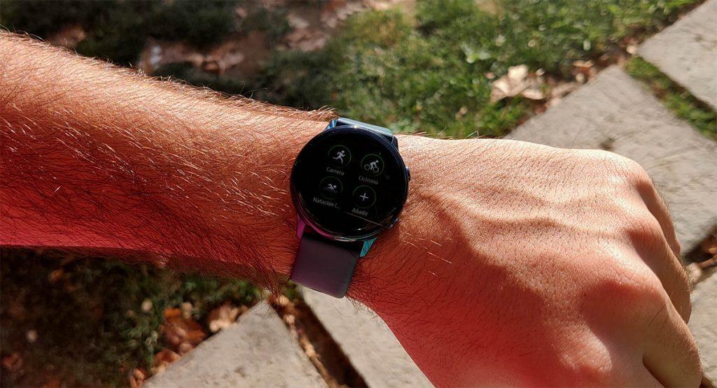 Samsung Galaxy Watch Active deporte