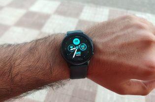 Samsung Galaxy Watch Active portada