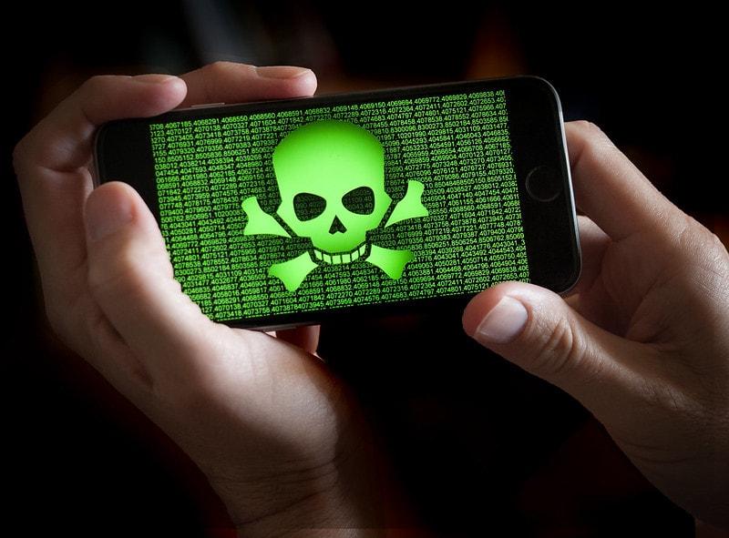 Virus en móvil
