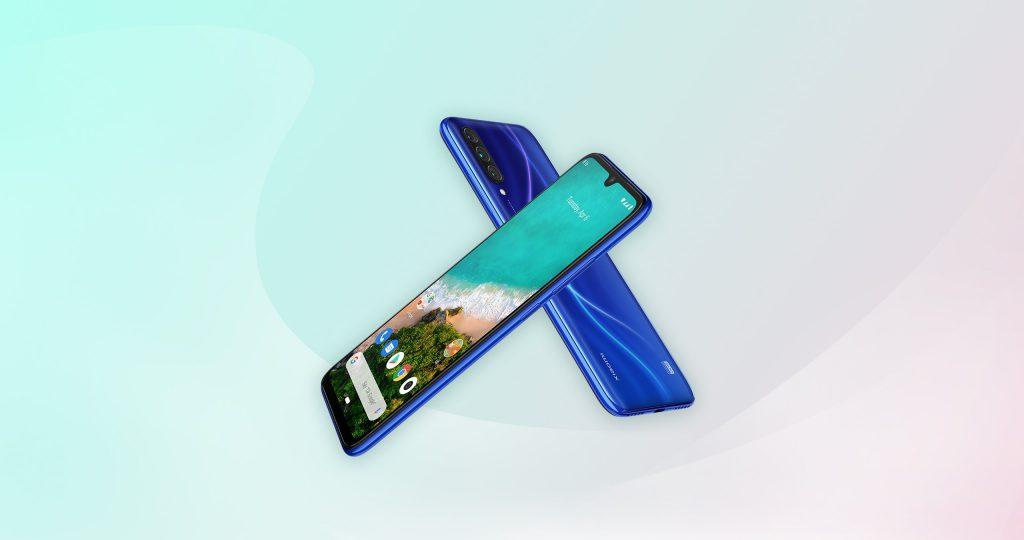 Xiaomi Mi A3 diseño