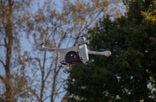 Drone de entregas UPS