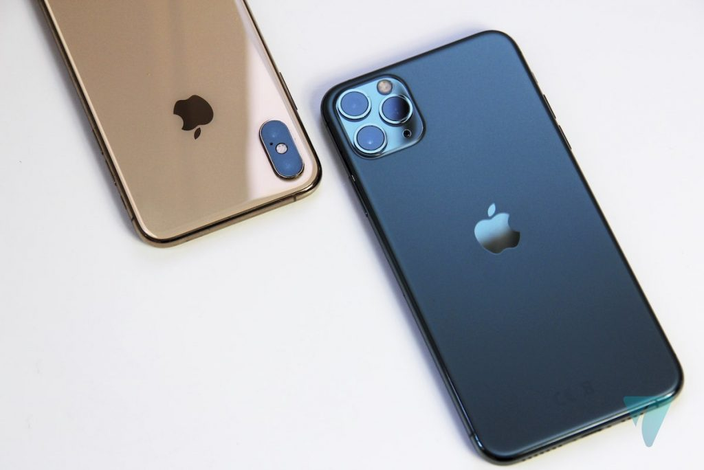 iPhone 11 Pro Max vs iPhone XS