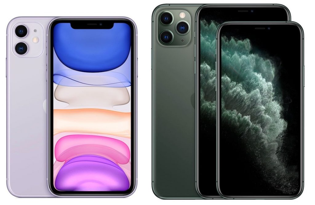 iPhone 11 Pro, Pro Max y iPhone 11