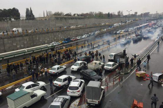 Protestas Irán