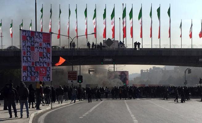 Irán protestas gasolina