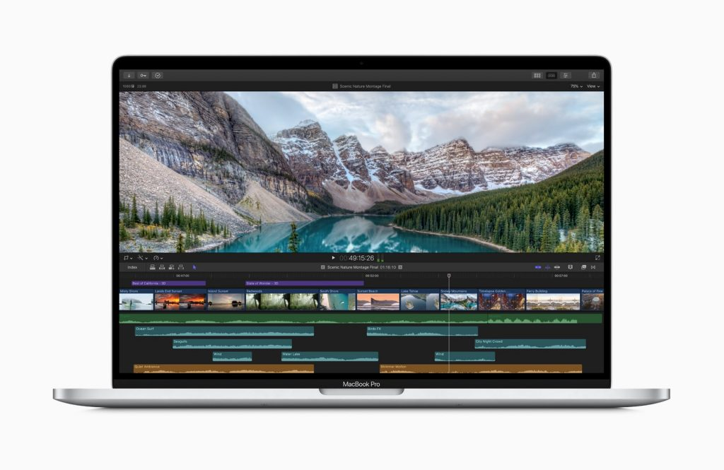 MacBook Pro 2019 16 pulgadas