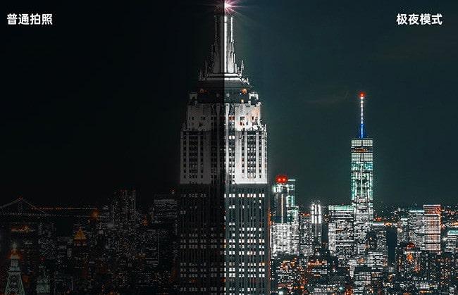 ColorOS 7, Polar Night Mode