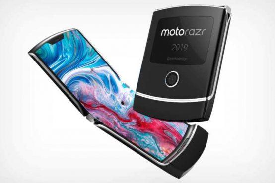 Motorola Razr pantalla plegable