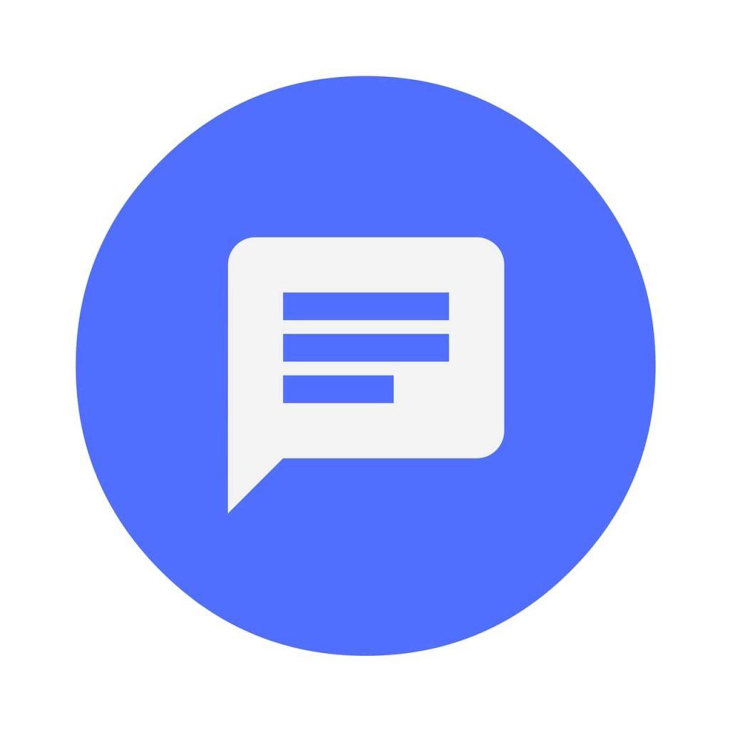 Aplicación Mensajes