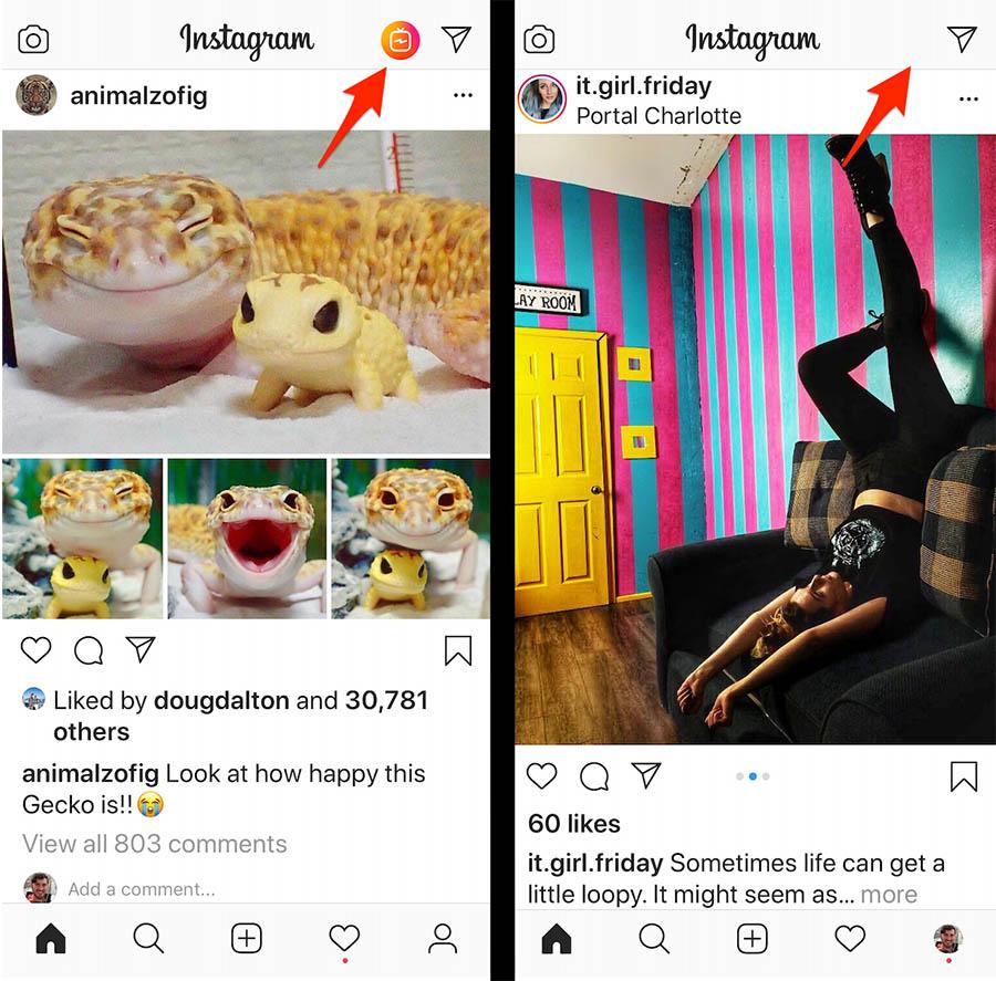 Instagram borra boton IGTV