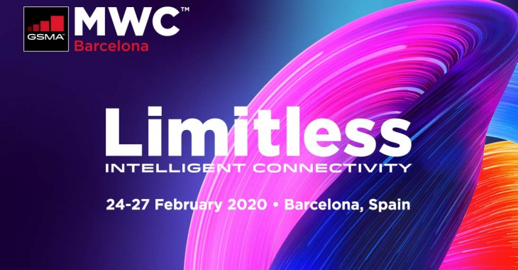 Grafismo Mobile world Congress