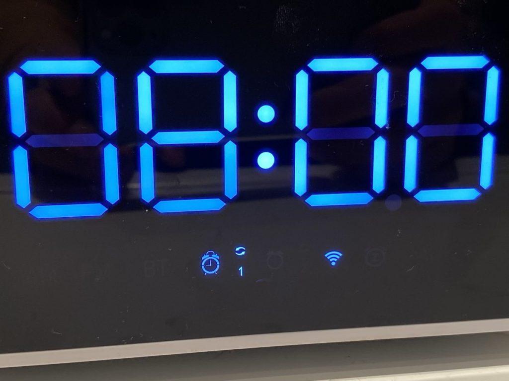 despertador Energy Sistem Smart Speaker Wake Up