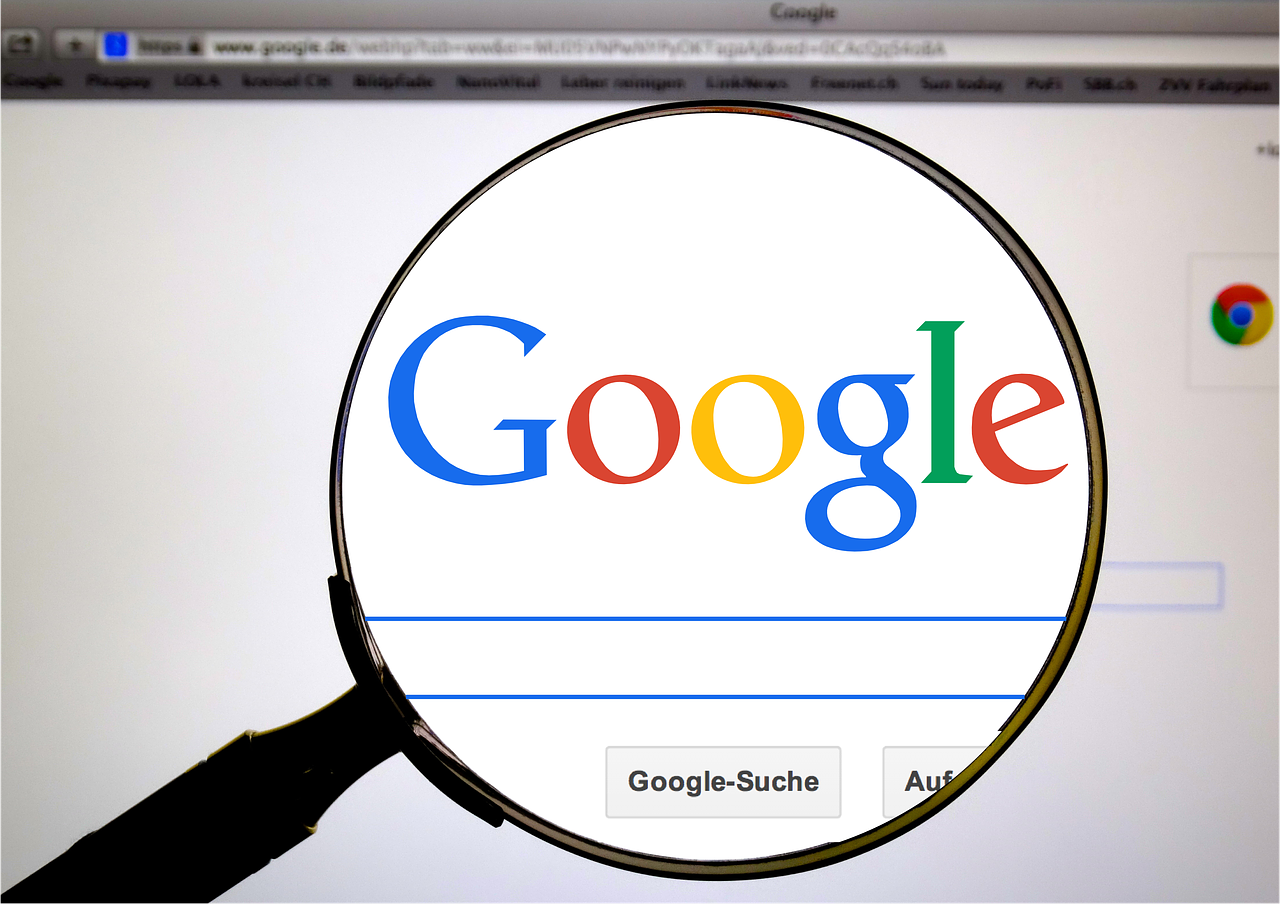 aumentar pantalla de Google bien literal
