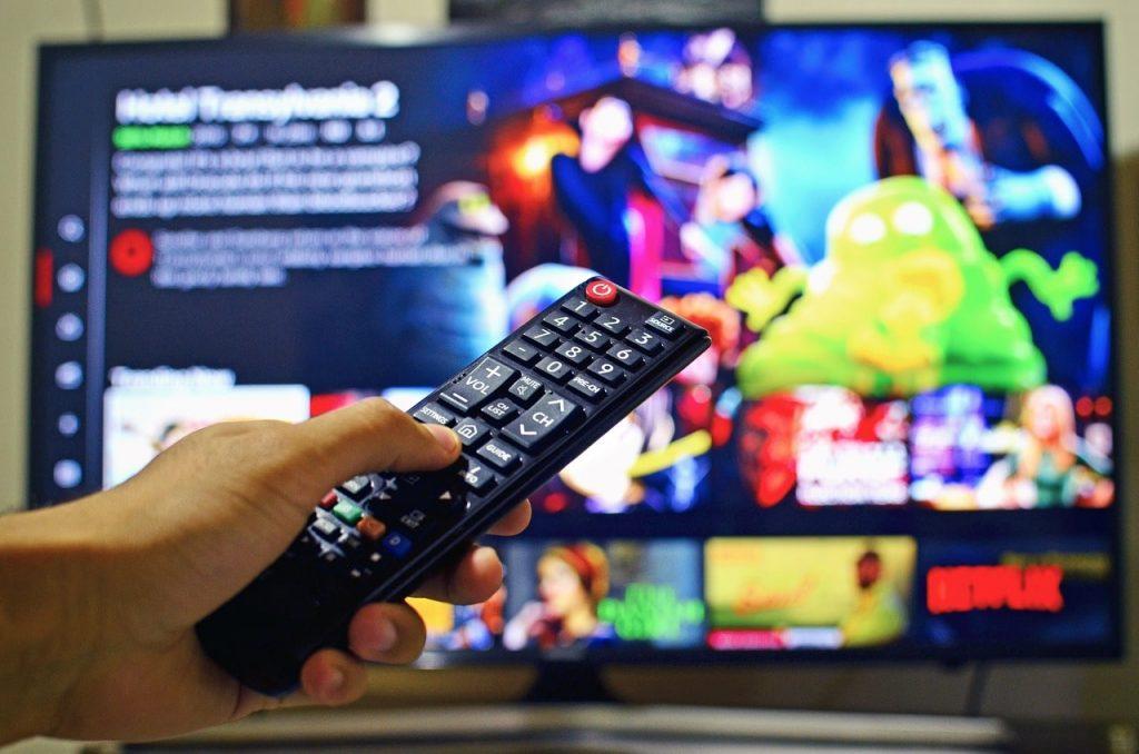 Netflix en TV