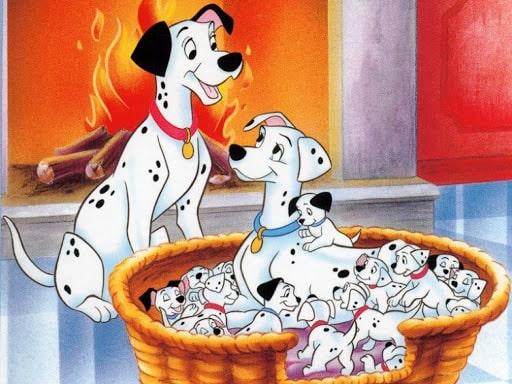 101 dálmatas disponible en Disney Plus tras el lanzamiento del catálogo completo