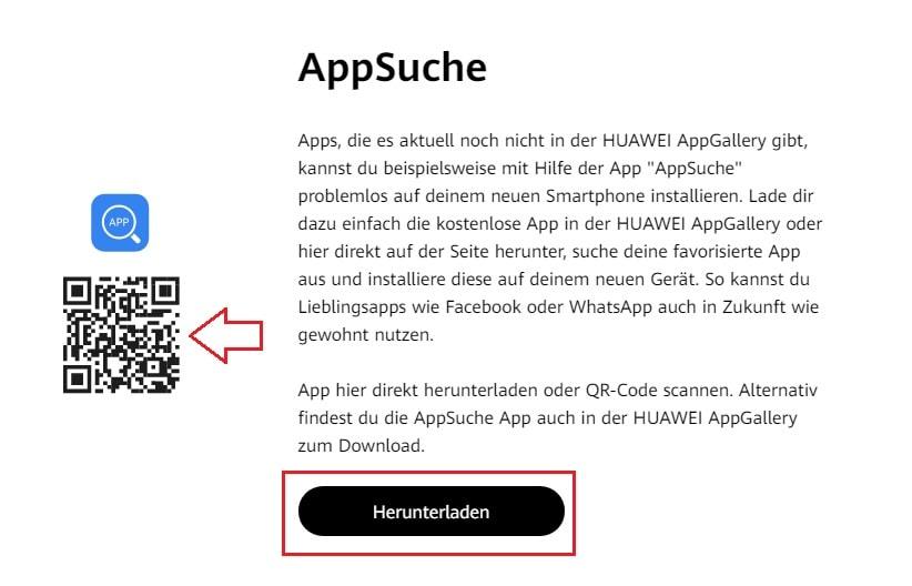 Descargar Huawei App Search