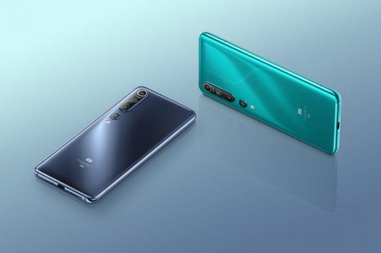 Xiaomi Mi 10 dos colores