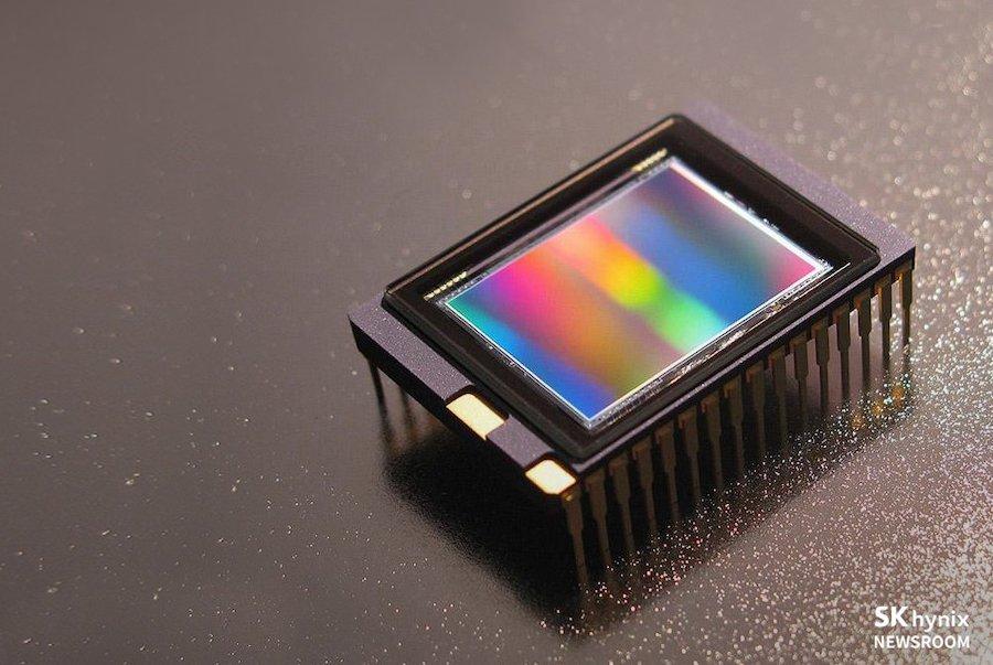 Sensores de fotografía Black Pearl