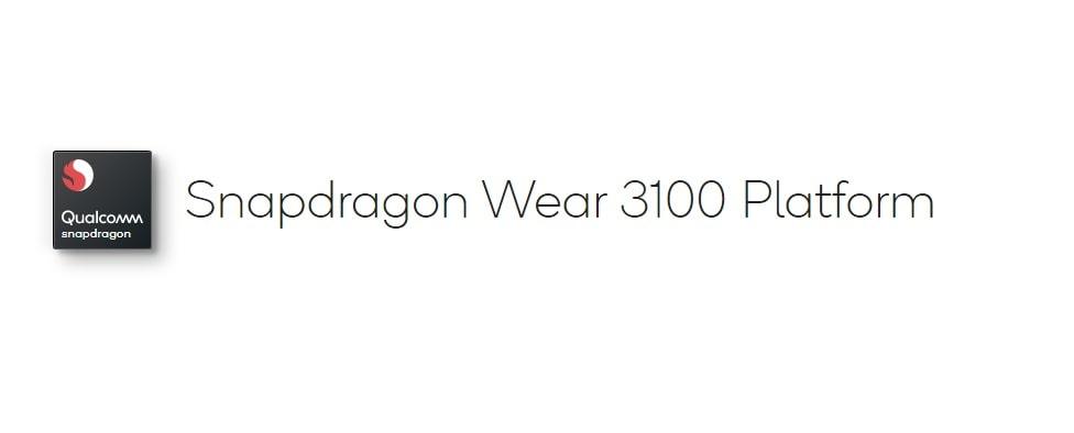 Snapdragon Wear 3100