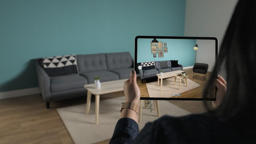 AR iPad Pro 2020
