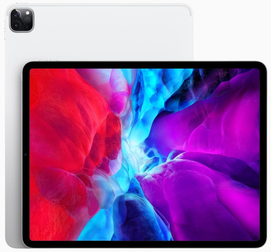 Cuerpo y pantalla del iPad Pro 2020