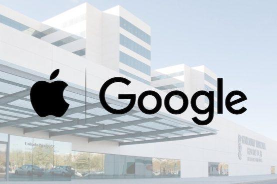 Colaboración Apple Google red rastreo contactos coronavirus